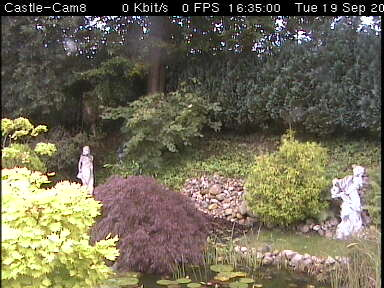Nierott Castle Webcam